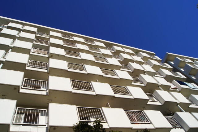 築50年のマンション