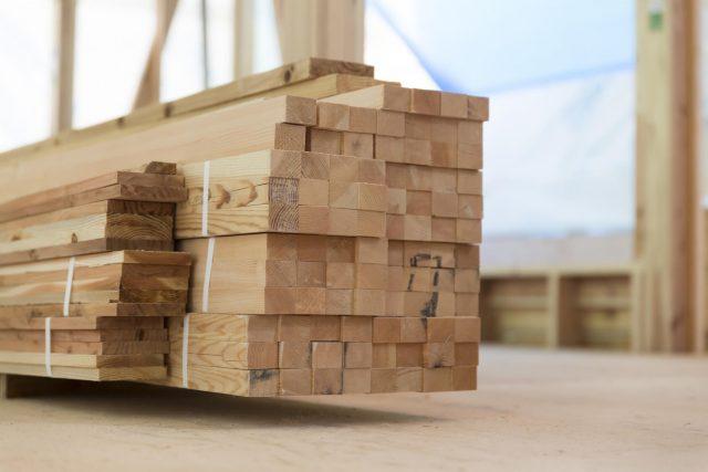 木造住宅の建築資材