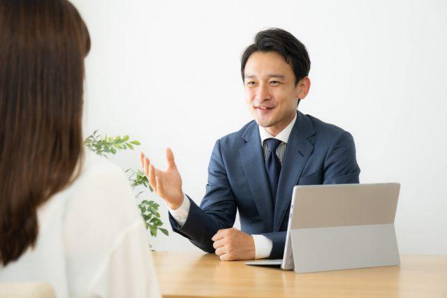 不動産営業の接客態度