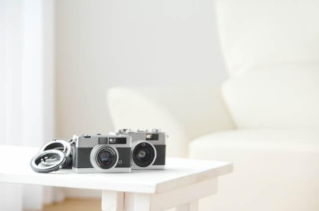物件写真を撮るカメラ