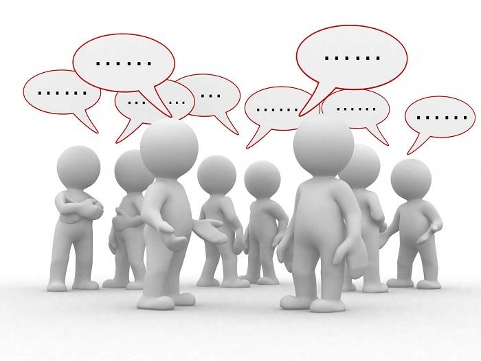 不動産の会話